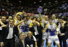 10yearschallege - Latina la Coppa Italia A2 2009
