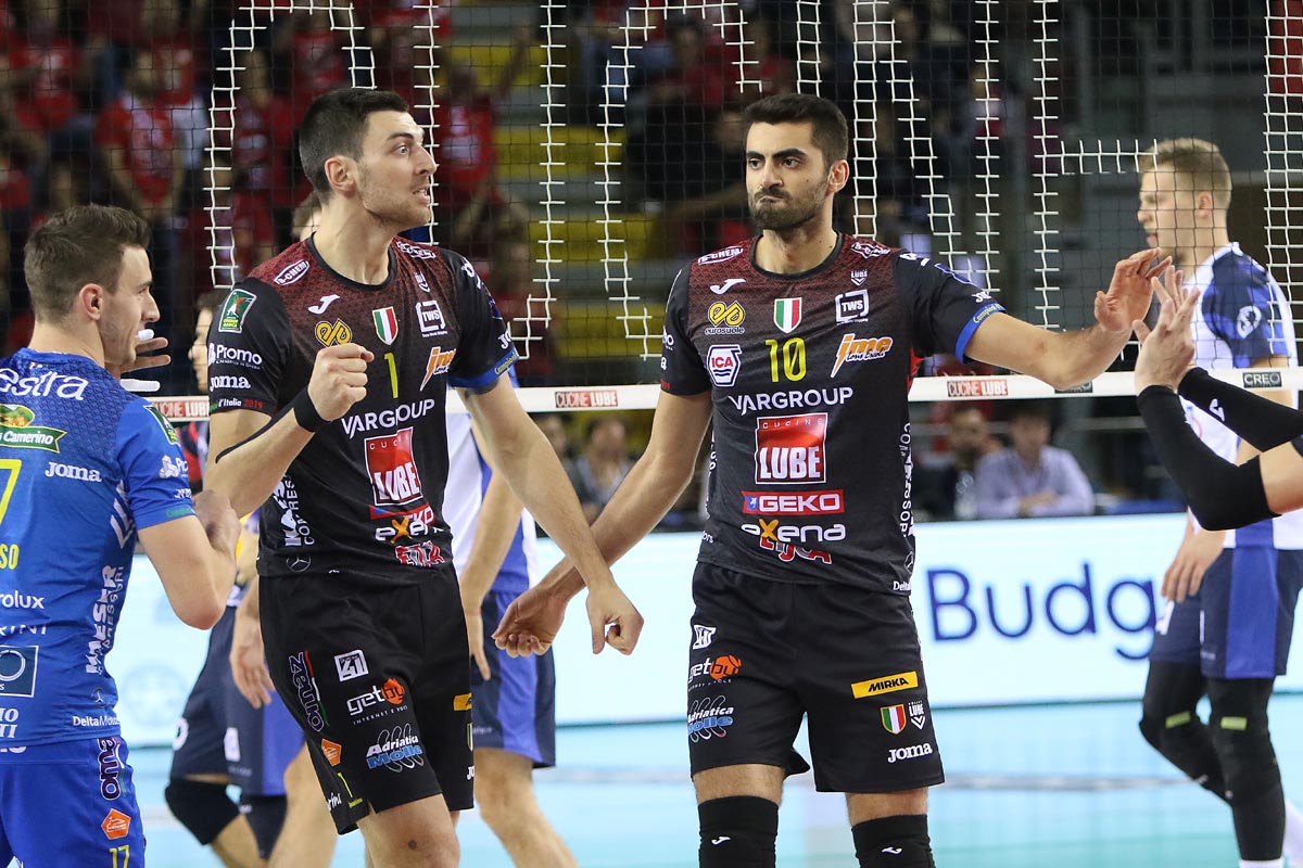 Volley maschile, Civitanova vince il Mondiale club